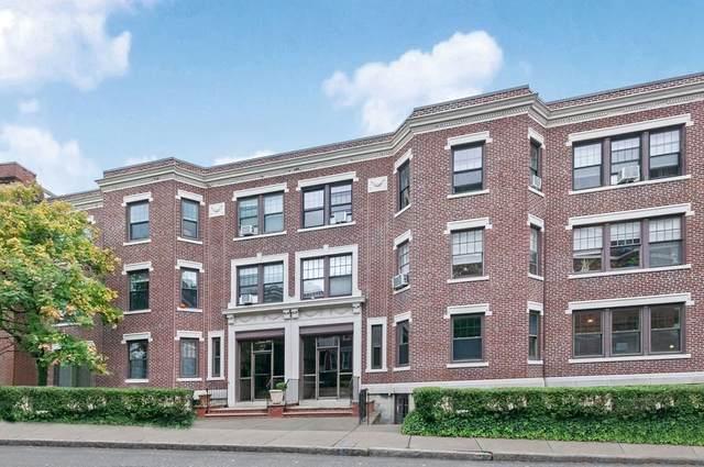 79 Pleasant St #1, Brookline, MA 02446 (MLS #72905082) :: East Group, Engel & Völkers