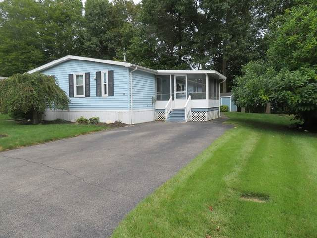 20 Liberty Street, West Bridgewater, MA 02379 (MLS #72905172) :: Dot Collection at Access