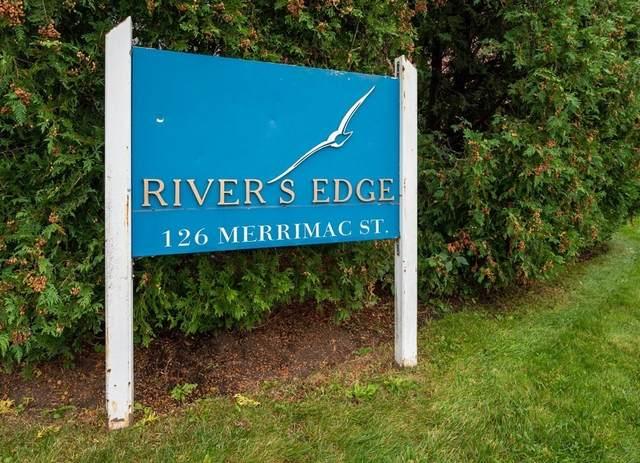 126 Merrimac #25, Newburyport, MA 01950 (MLS #72905203) :: EXIT Realty