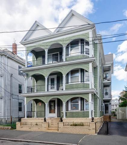 33 Sidney St, New Bedford, MA 02740 (MLS #72905224) :: Trust Realty One