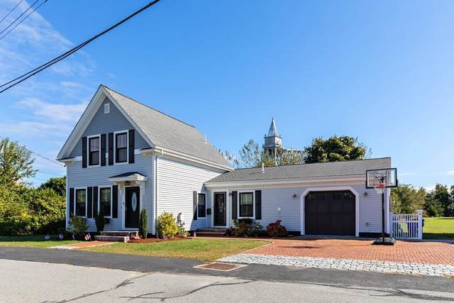 16 Taylor Rd, Bourne, MA 02532 (MLS #72905456) :: Cape Cod and Islands Beach Properties