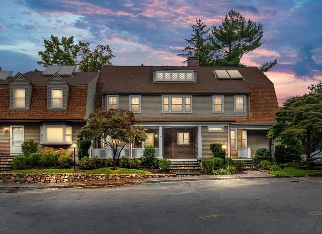 7 Wiswall Cir #7, Wellesley, MA 02482 (MLS #72905462) :: Maloney Properties Real Estate Brokerage
