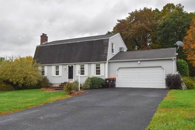 215 Valley Brook Rd, Agawam, MA 01030 (MLS #72905470) :: Boylston Realty Group