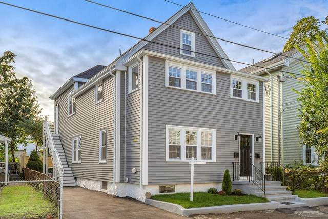 12 Keith St #2, Watertown, MA 02472 (MLS #72905593) :: The Smart Home Buying Team