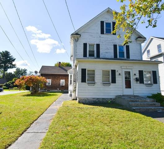 39 North Blvd, West Springfield, MA 01089 (MLS #72905600) :: DNA Realty Group