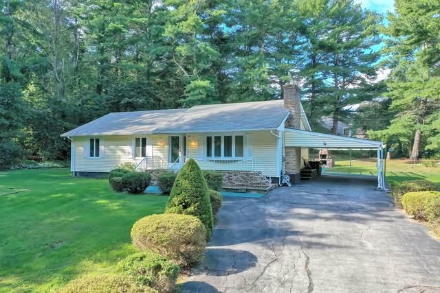 64 Christopher Cir, Westport, MA 02790 (MLS #72905692) :: Rose Homes | LAER Realty Partners