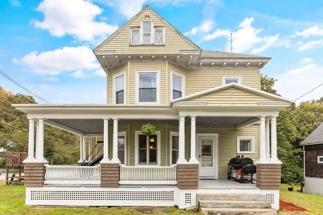 11 Center Rd, Shirley, MA 01464 (MLS #72905775) :: Re/Max Patriot Realty