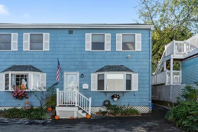45 1/2 Aborn Street #2, Peabody, MA 01960 (MLS #72905801) :: EXIT Realty