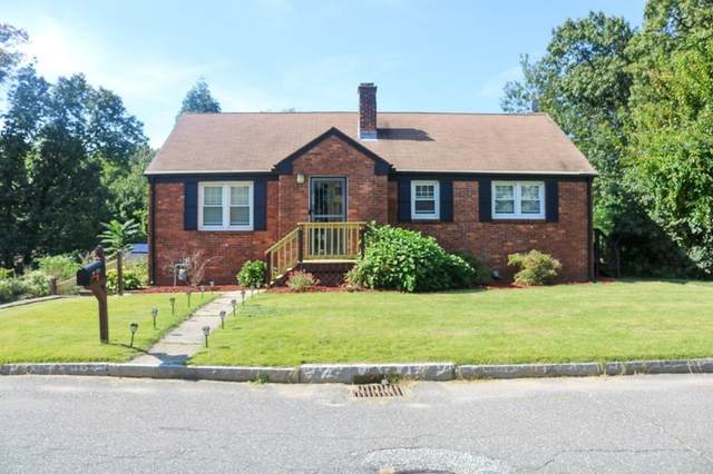 20 Monticello Ave, Springfield, MA 01109 (MLS #72905841) :: Trust Realty One