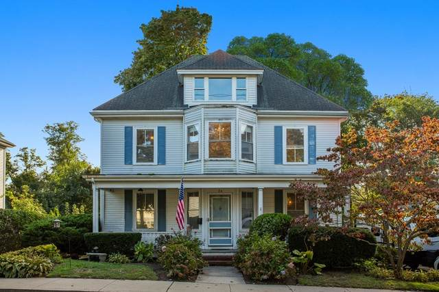 24 Allerton St, Plymouth, MA 02360 (MLS #72905855) :: Dot Collection at Access