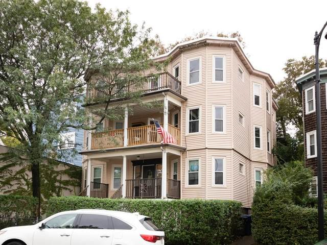 115 Neponset Ave #3, Boston, MA 02122 (MLS #72905864) :: EXIT Realty