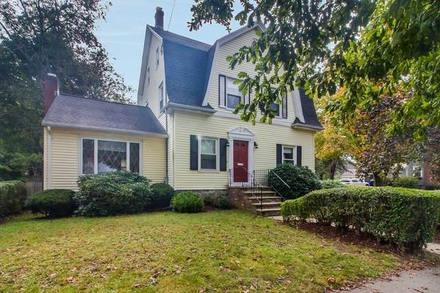 105 Pleasant St, Milton, MA 02186 (MLS #72905865) :: Dot Collection at Access