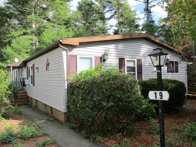 19 Jefferson, Carver, MA 02330 (MLS #72905909) :: Dot Collection at Access