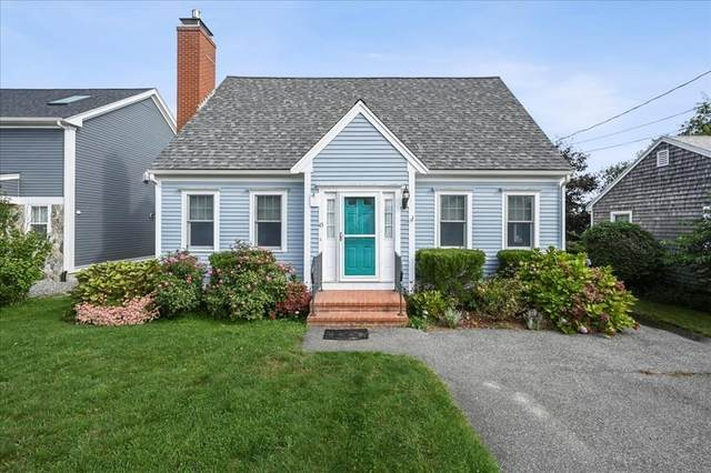 45 Tupper Ave, Sandwich, MA 02563 (MLS #72905923) :: Cape Cod and Islands Beach Properties