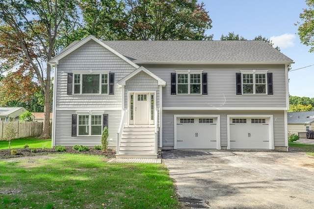 166 Cotuit Street, North Andover, MA 01845 (MLS #72906003) :: EXIT Realty