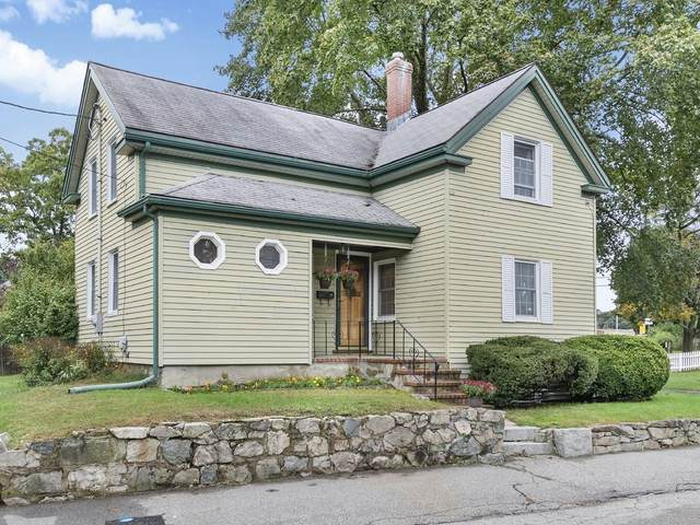 32 High St, Norwood, MA 02062 (MLS #72906023) :: Trust Realty One