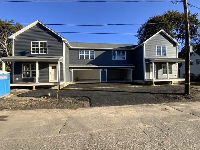 8B Kingsley Ave #2, Northampton, MA 01060 (MLS #72906197) :: NRG Real Estate Services, Inc.