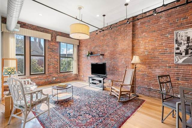 61 Market St 3A, Lowell, MA 01852 (MLS #72906314) :: Dot Collection at Access