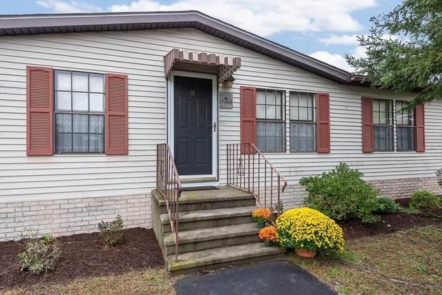 9 Ivanhoe Lane #135, Attleboro, MA 02703 (MLS #72906319) :: Alex Parmenidez Group