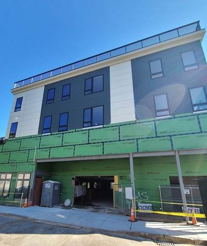 13 Alpine Street #302, Somerville, MA 02144 (MLS #72906349) :: Dot Collection at Access