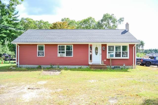 19 Red Brook Rd, Wareham, MA 02532 (MLS #72906405) :: Cape Cod and Islands Beach Properties