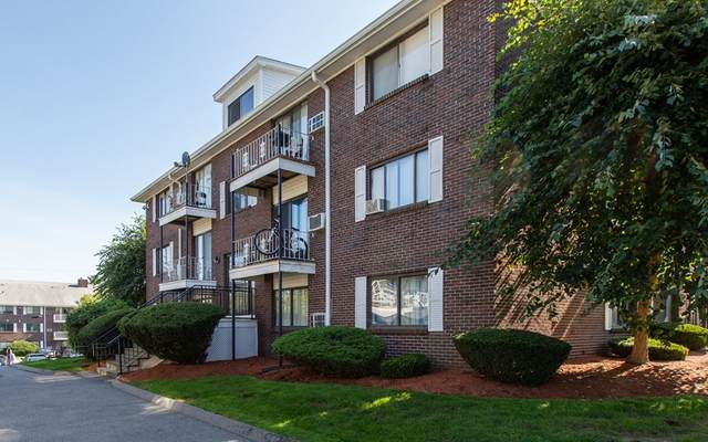 262 E Haverhill St #19, Lawrence, MA 01841 (MLS #72906482) :: Dot Collection at Access