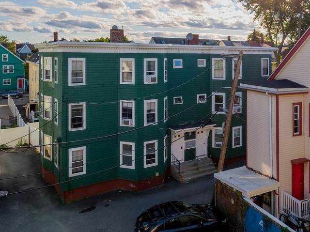 12 Kilby Street, Somerville, MA 02143 (MLS #72906611) :: Dot Collection at Access