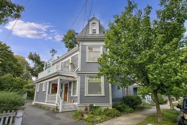 163 North #2, Salem, MA 01970 (MLS #72906836) :: EXIT Realty