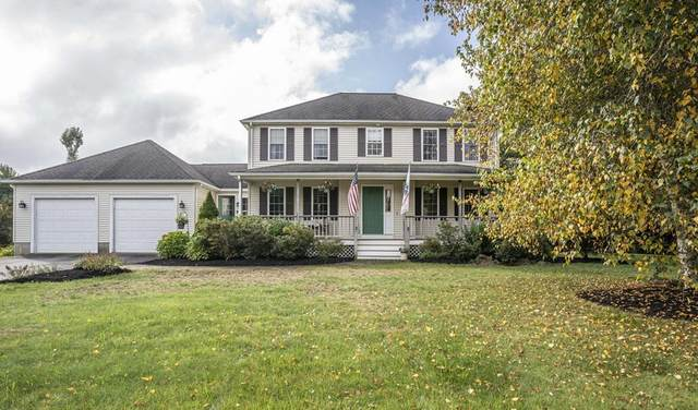 29 Baker Ln, Lakeville, MA 02347 (MLS #72906841) :: The Smart Home Buying Team