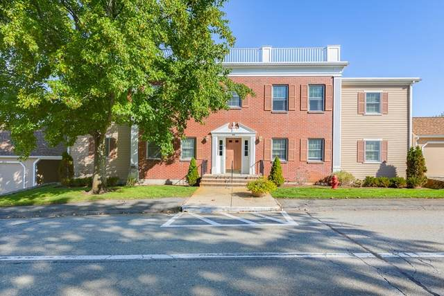 20 Weatherly Drive #2, Salem, MA 01970 (MLS #72906931) :: EXIT Realty
