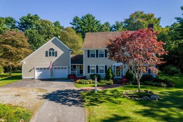 2 Country Acre Rd, Dartmouth, MA 02747 (MLS #72906949) :: Home And Key Real Estate