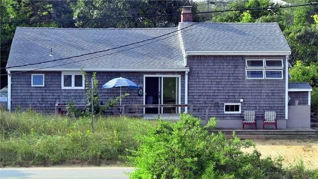 575 Steele Road, Eastham, MA 02642 (MLS #72906980) :: Cape Cod and Islands Beach Properties
