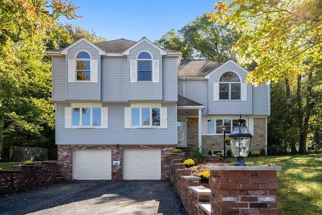 160 Hilltop St., Milton, MA 02186 (MLS #72907053) :: Dot Collection at Access