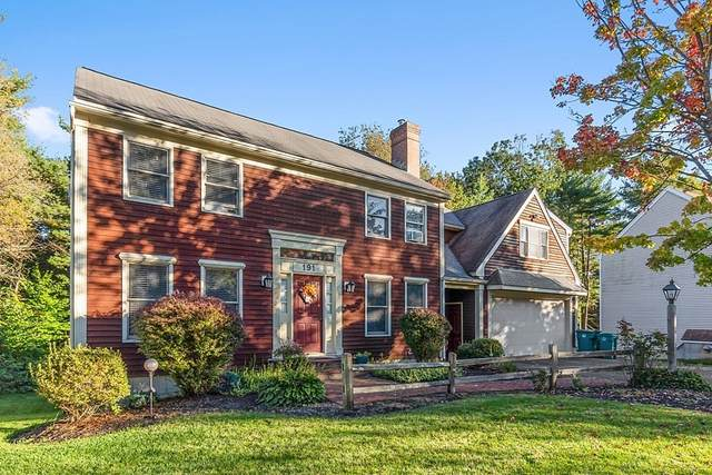 191 Stoneybrook Rd, Fitchburg, MA 01420 (MLS #72907075) :: The Smart Home Buying Team
