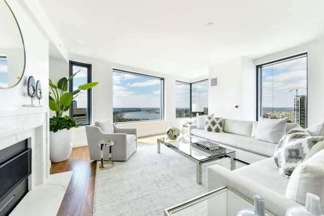 110 Sudbury Street #3801, Boston, MA 02114 (MLS #72907083) :: Welchman Real Estate Group