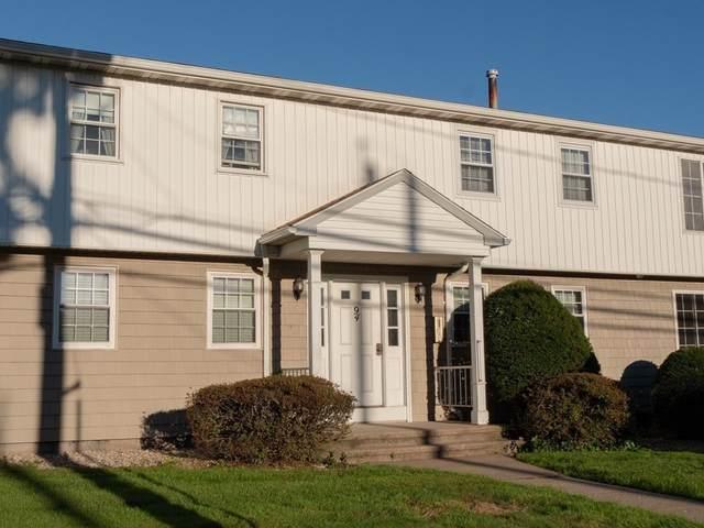 94 Fuller Street #21, Ludlow, MA 01056 (MLS #72907119) :: RE/MAX Vantage