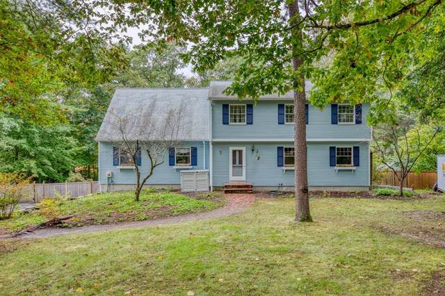 7 Teaberry Ln, Amherst, MA 01002 (MLS #72907134) :: NRG Real Estate Services, Inc.