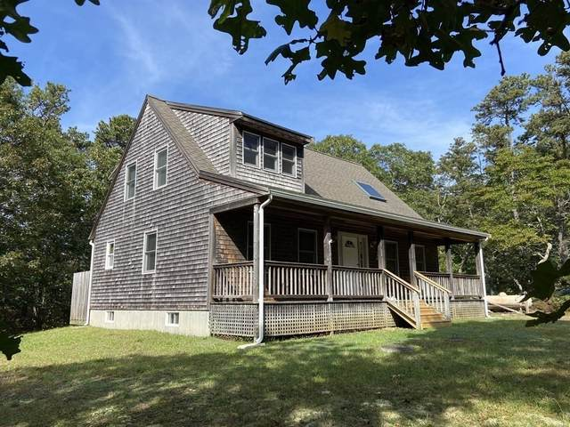 96 Great Plains Road, West Tisbury, MA 02575 (MLS #72907180) :: Cape Cod and Islands Beach Properties