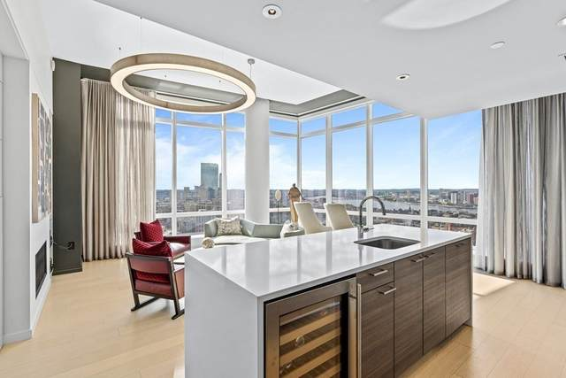 1 Franklin St #3203, Boston, MA 02110 (MLS #72907191) :: The Smart Home Buying Team