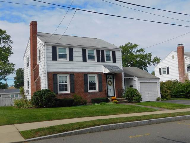 36 Dickens Street, Quincy, MA 02170 (MLS #72907197) :: Conway Cityside
