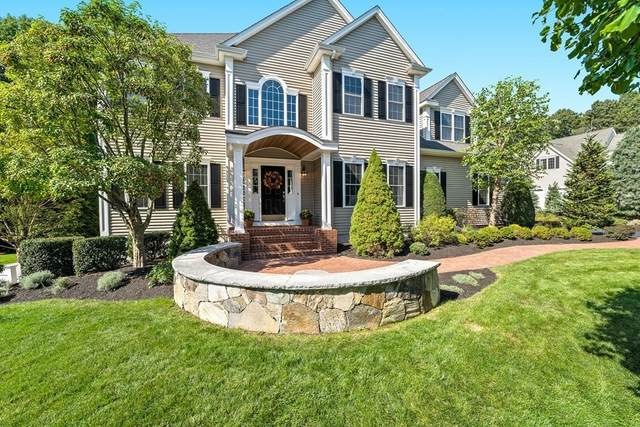 12 Berkshire Dr, Franklin, MA 02038 (MLS #72907226) :: The Smart Home Buying Team