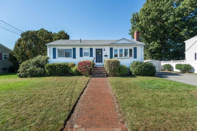 15 Park Drive, Woburn, MA 01801 (MLS #72907235) :: EXIT Realty