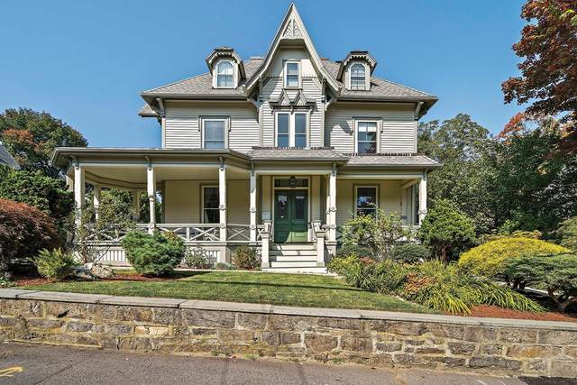 105 Eldredge Street, Newton, MA 02458 (MLS #72907285) :: Dot Collection at Access