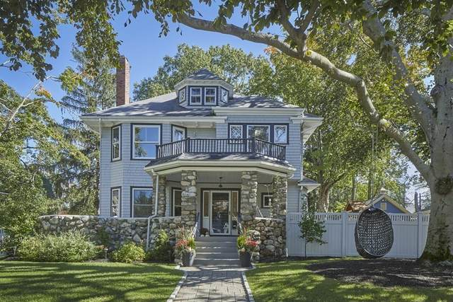 20 Orient Ave, Newton, MA 02459 (MLS #72907304) :: The Smart Home Buying Team
