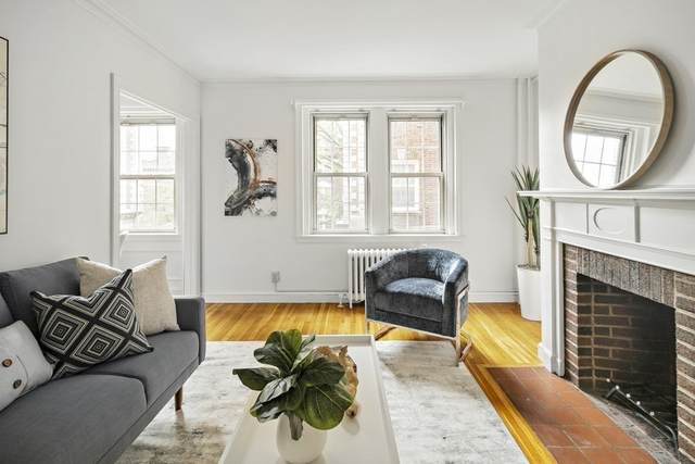 5 Arlington St #24, Cambridge, MA 02140 (MLS #72907334) :: The Smart Home Buying Team