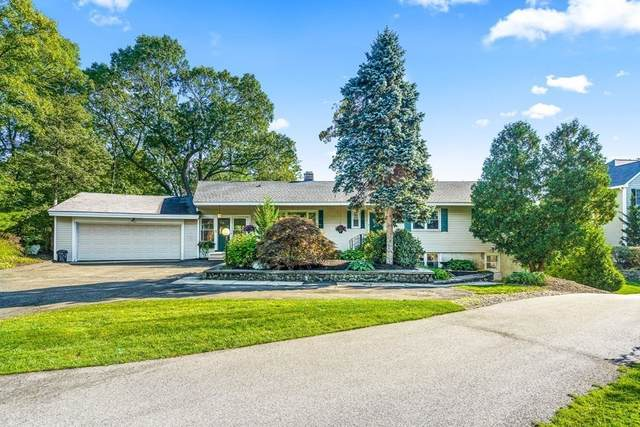 1 Country Club Rd, Woburn, MA 01801 (MLS #72907389) :: EXIT Realty