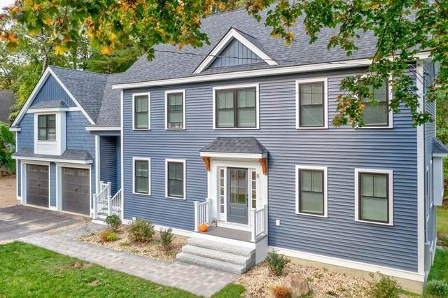 8 Tavern Rd, Groton, MA 01450 (MLS #72907390) :: EXIT Realty