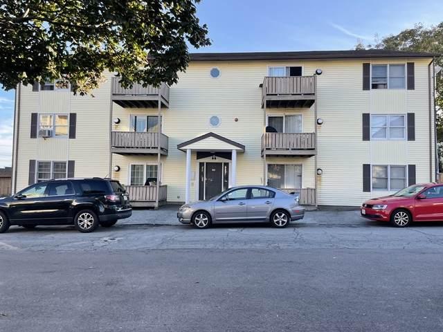 24 Larch St #10, New Bedford, MA 02740 (MLS #72907402) :: RE/MAX Vantage