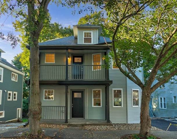 33 Mason St #1, Beverly, MA 01915 (MLS #72907413) :: EXIT Realty