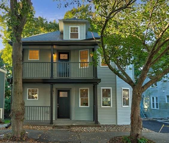 33 Mason St #2, Beverly, MA 01915 (MLS #72907414) :: EXIT Realty